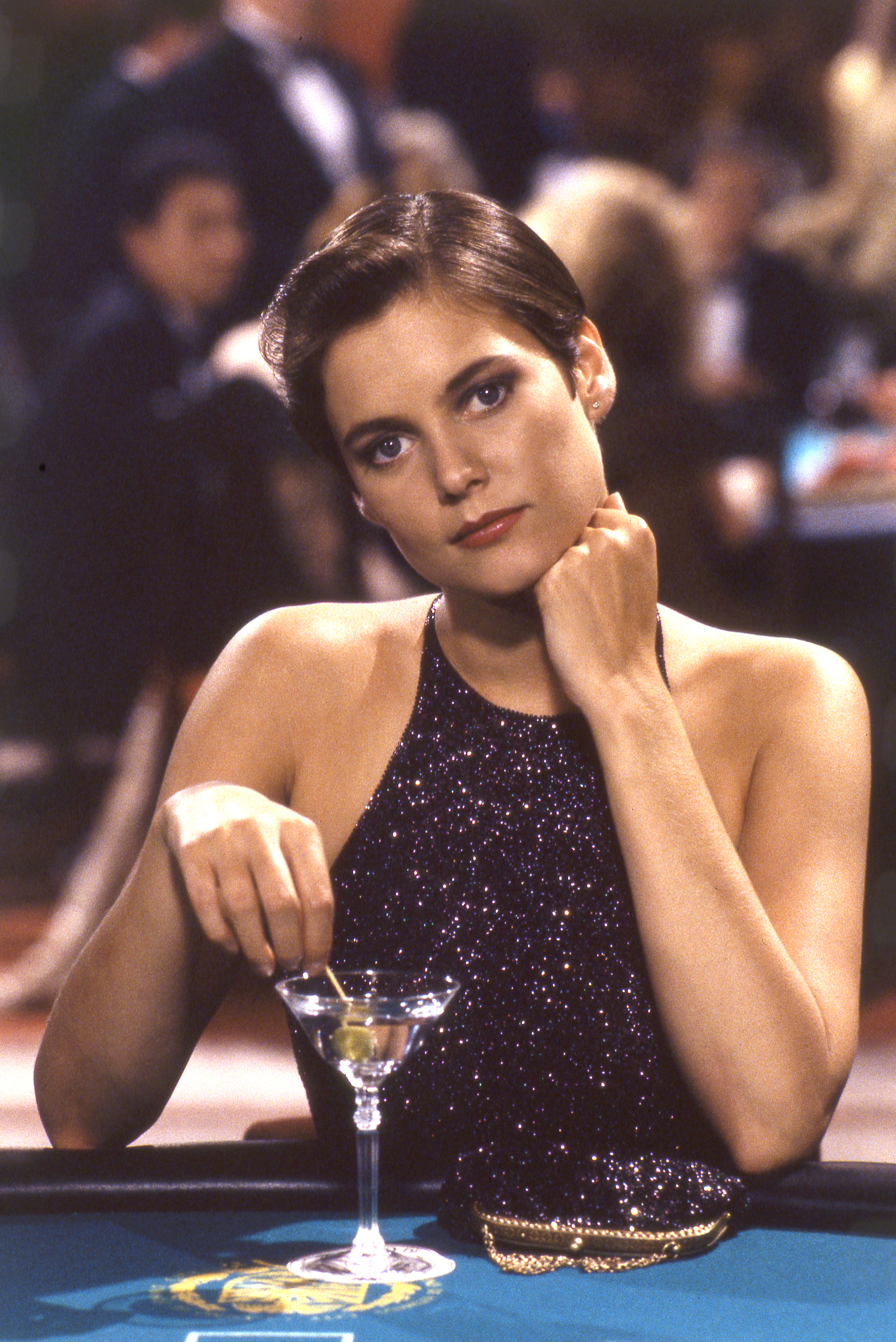 Carey Lowell in Licence to Kill (1989)