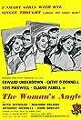 The Woman's Angle (1952) Poster