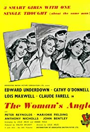 Watch Full HD Movie The Woman's Angle (1952)