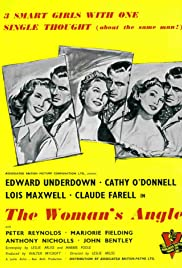 The Woman's Angle Poster