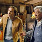 Nicolas Cage and Peter Falk in Next (2007)