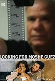 Looking for Moshe Guez Poster