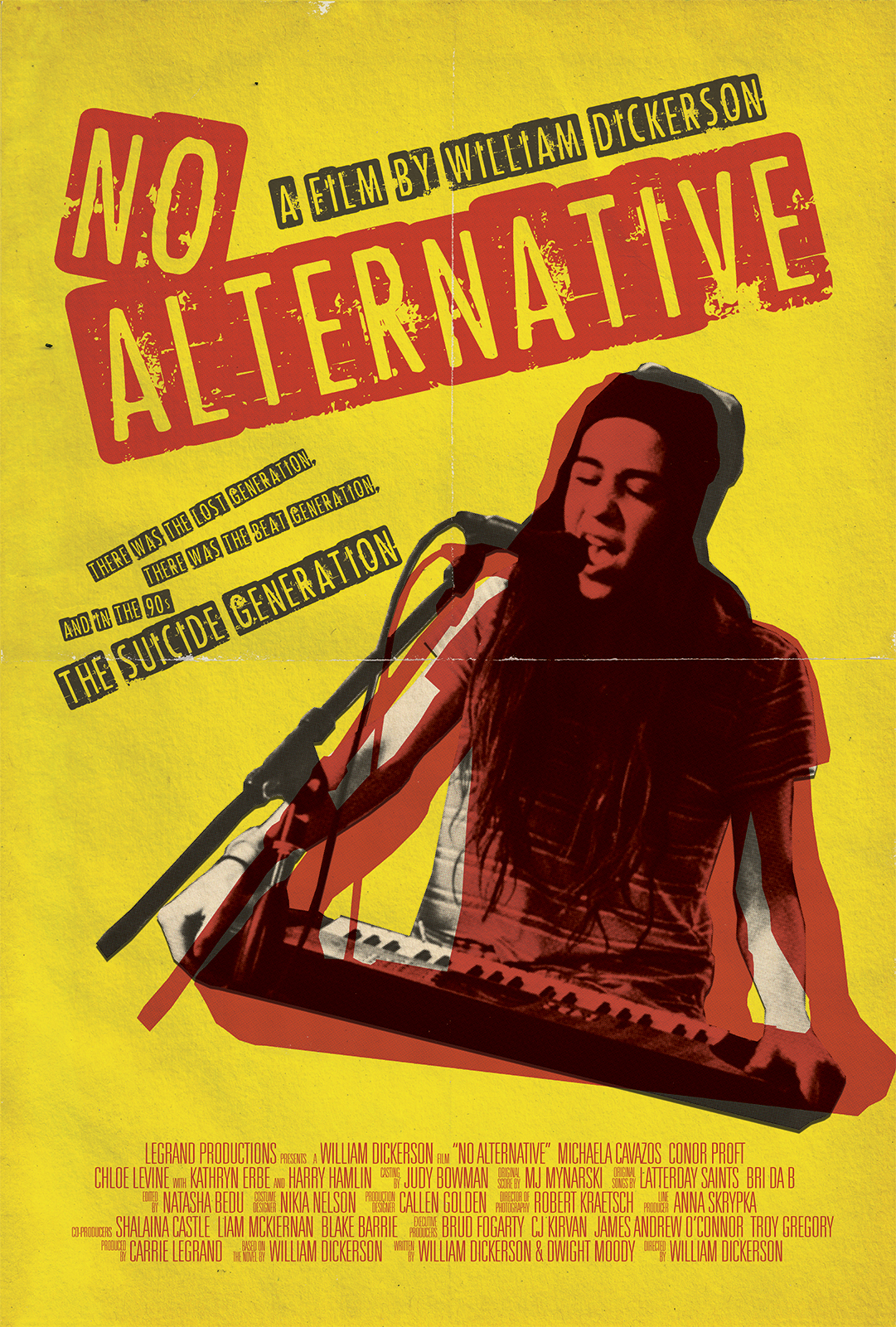 Questions For Eric London Alternative >> No Alternative 2018 Imdb
