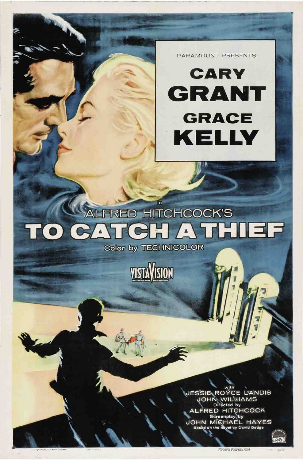 To Catch A Thief 1955 Imdb