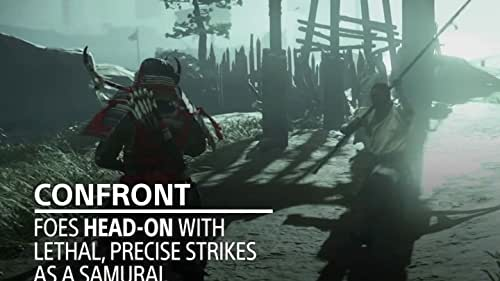 Ghost of Tsushima: Combat Overview