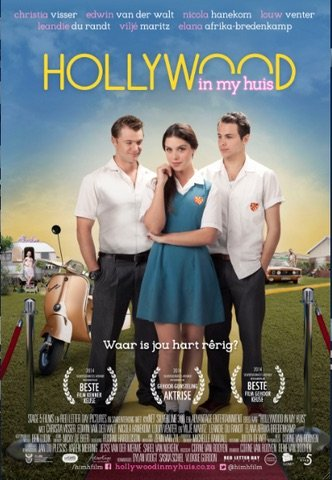 Hollywood in my Huis (2014)