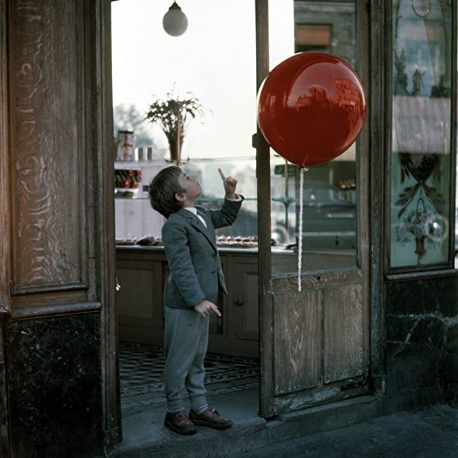 Pascal Lamorisse in The Red Balloon (1956)