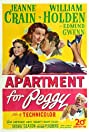 Apartment for Peggy (1948) Poster