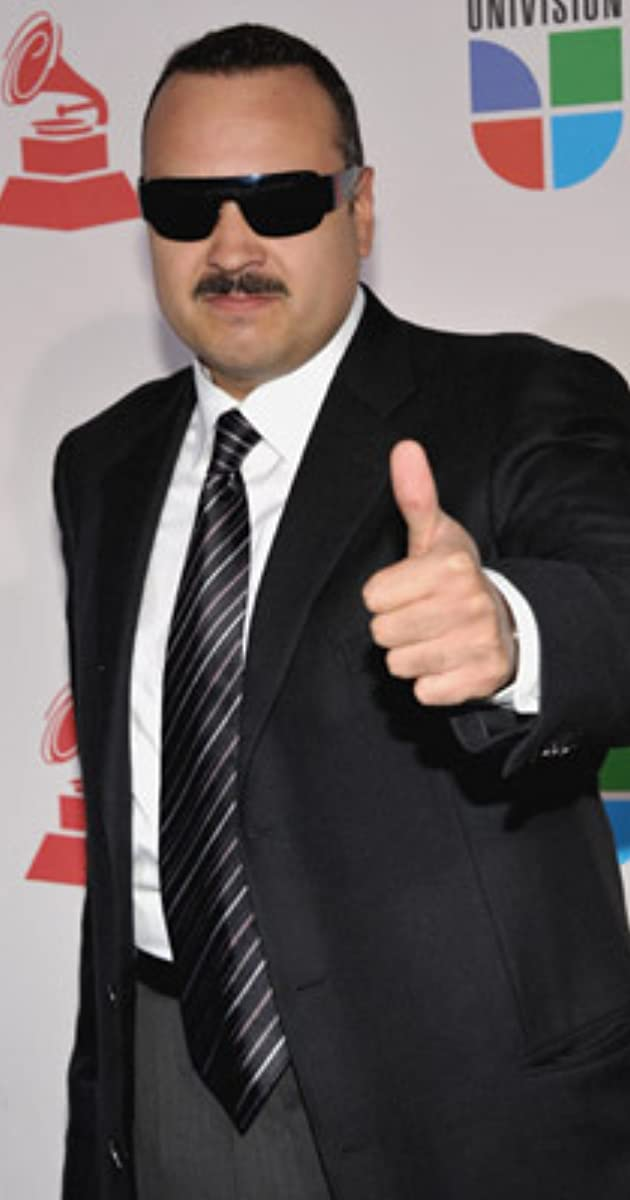 How tall is pepe aguilar