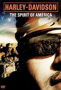Primary photo for Harley Davidson: The Spirit of America