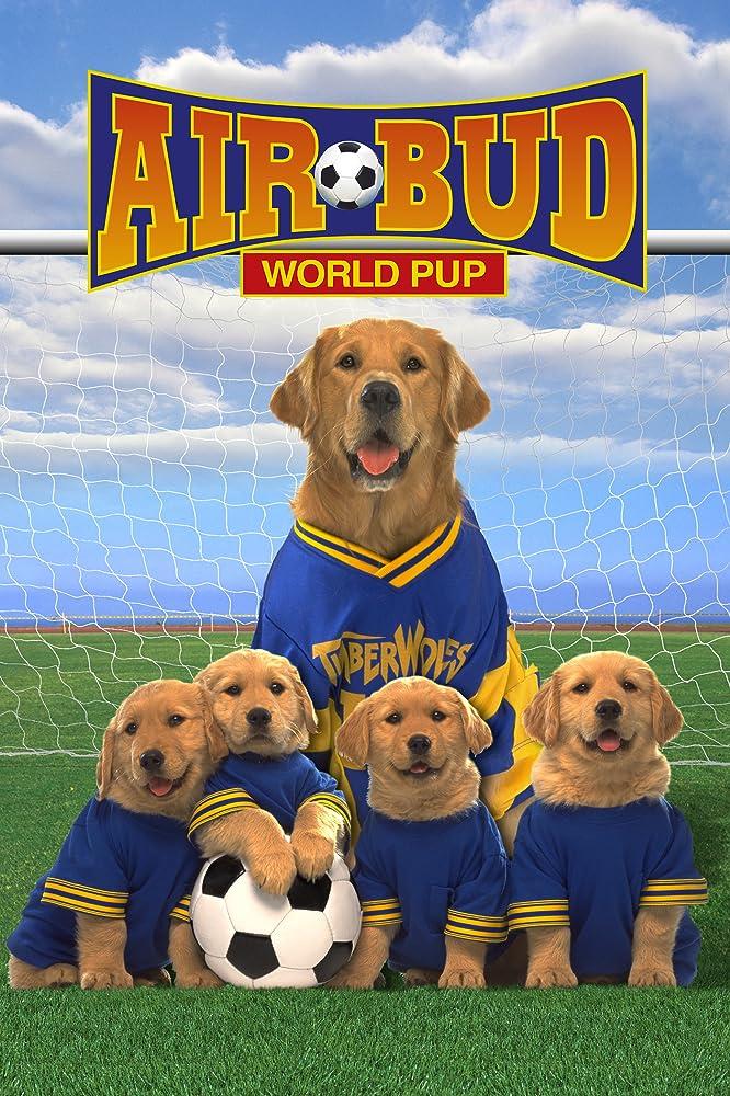 Air Bud – World Pup (2000) Dual Audio Hindi 720p HDRip 650MB Download
