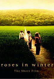 Roses in Winter Poster