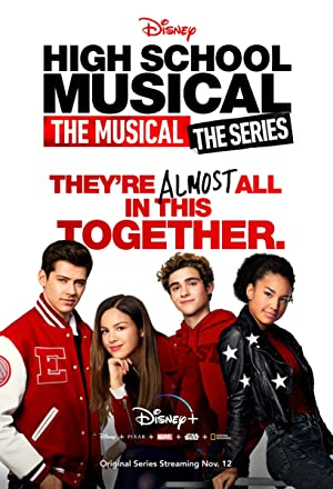 High School Musical: The Musical – The Series : Season 1 Complete WEB-DL 720p