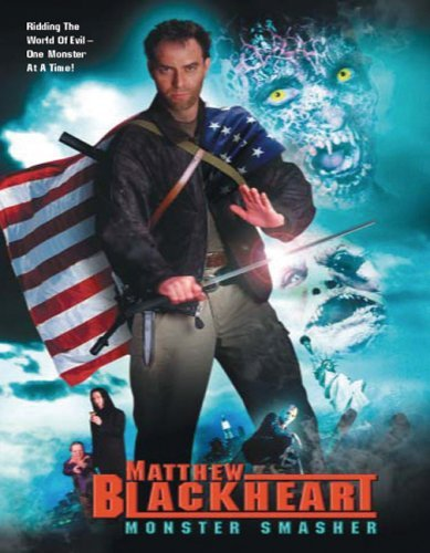 Matthew Blackheart: Monster Smasher