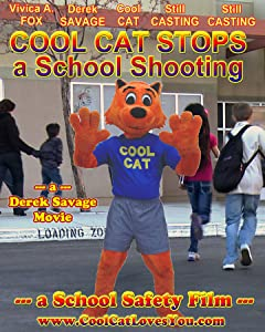 Video download full movie Cool Cat Stops a School Shooting: A School Safety Film [480x854]