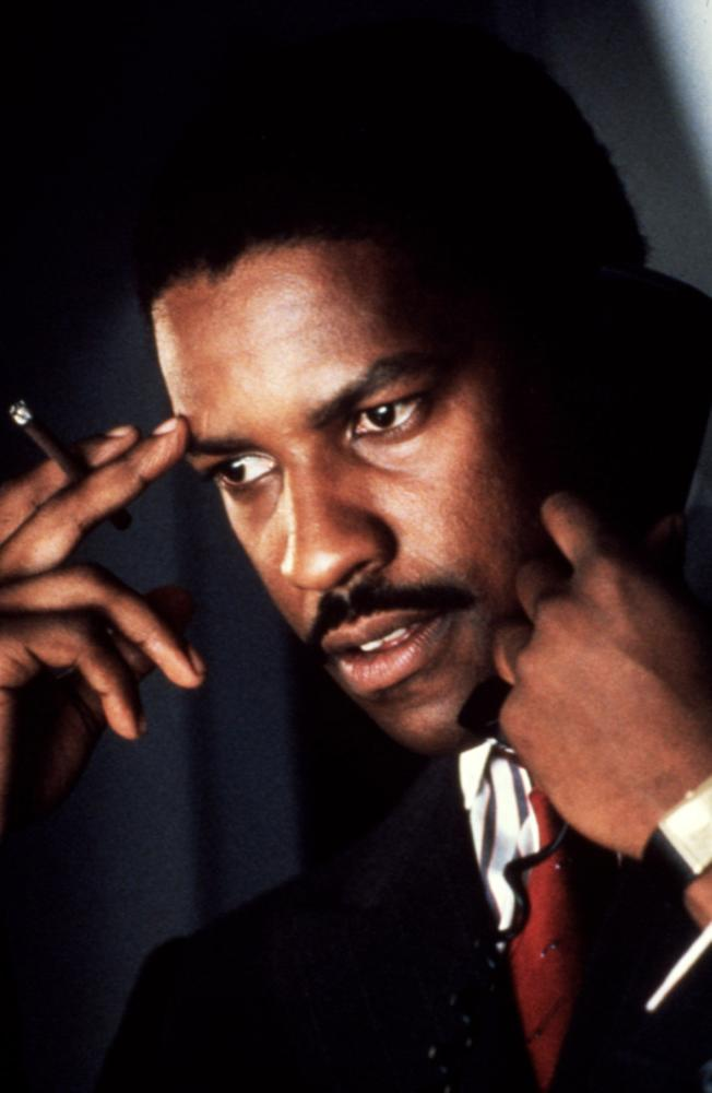 Denzel Washington in Power (1986)