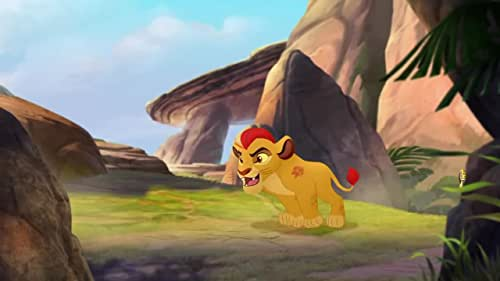 Series trailer for The Lion Guard series on Disney Junior.