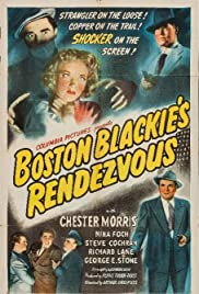 Boston Blackie's Rendezvous Poster