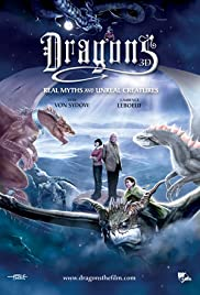 Dragons 3D Poster