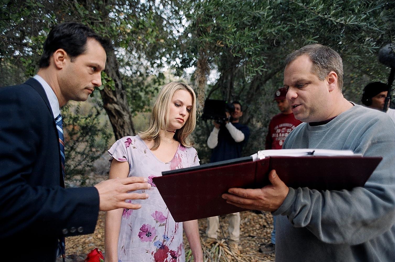 Ben Parrillo, Kristi Clainos and Paul Tarantino in Headhunter