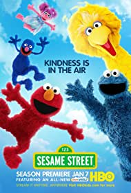Big Bird in Sesame Street (1969)