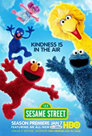 Sesame Street Poster - TV Show Forum, Cast, Reviews