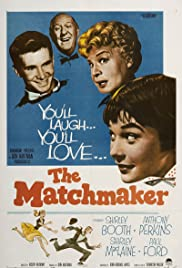 The Matchmaker (1958) Poster - Movie Forum, Cast, Reviews