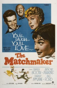 Watch dvd movie trailers The Matchmaker 2160p]