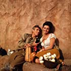 James Coburn and Giovanna Ralli in What Did You Do in the War, Daddy? (1966)