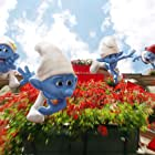 Paul Reubens, Shaquille O'Neal, Youssef Hajdi, Joanna Leeds, Naomi Frenette, and Katy Perry in The Smurfs 2 (2013)