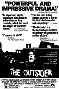 Good movies 2016 watch The Outsider by Les Rose [hddvd]