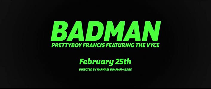 Pretty Boy Francis featuring the Vyce: Bad Man Theme movie mp4 download