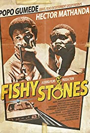 Fishy Stones Poster