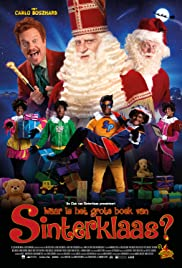 Where Is St. Nicholas' Big Book? Poster
