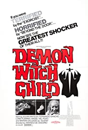 Demon Witch Child Poster