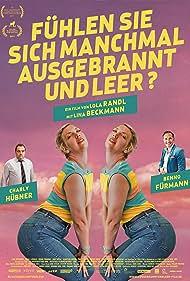 Benno Fürmann, Charly Hübner, and Lina Beckmann in Fühlen Sie sich manchmal ausgebrannt und leer? (2017)