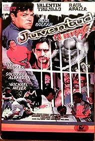Raúl Araiza and Valentín Trujillo in Juventud en drogas (1996)
