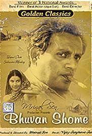 Bhuvan Shome(1969) Poster - Movie Forum, Cast, Reviews