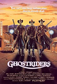 Ghost Riders Poster