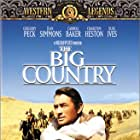 Gregory Peck in The Big Country (1958)