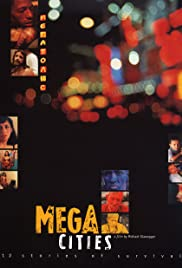 Megacities Poster