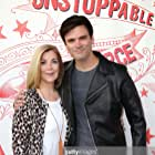 Kash Hovey (R) and mother Michelle Beaulieu attend Free2luv hosts Anti-Bullying Unstoppable: Tour De Force Cirque Benefit at The Regent Theatre on November 03, 2018 in Los Angeles, California.