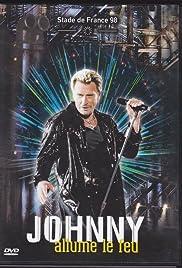 Johnny allume le feu - Stade de France 98 Poster