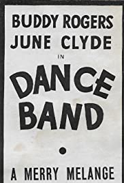 Dance Band Poster