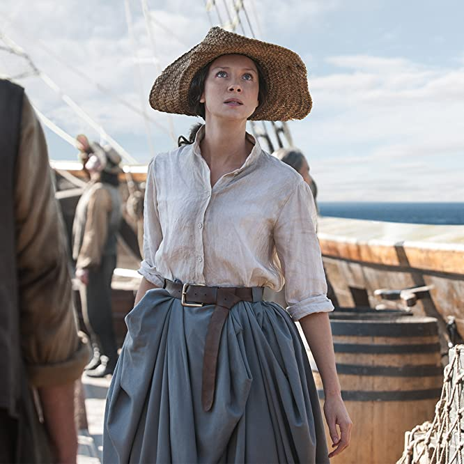 Caitriona Balfe in Outlander (2014)
