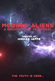 Modern Aliens: A Documentary Periodical Poster
