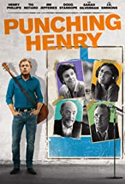 Punching Henry (2016) starring Henry Phillips on DVD on DVD