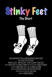 Stinky Feet Poster