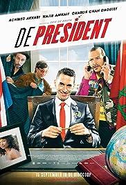 De president Poster