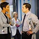 Heather Headley and Nate Santana in Chicago Med (2015)